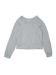 Alternative Apparel Girls Sweatshirt Size M (Kids)