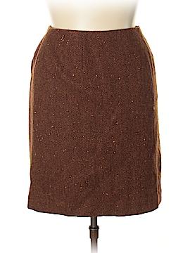 Amanda Smith Wool Skirt Size 16