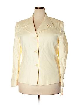 Joan Leslie Wool Blazer Size 18 (Plus)