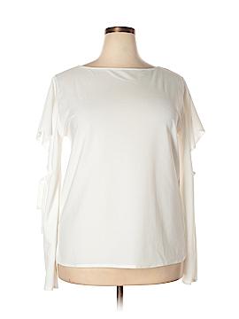 Zara Long Sleeve Blouse Size XXL