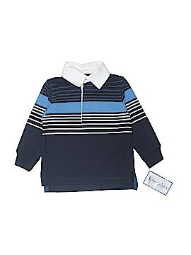 Kitestrings Long Sleeve Polo Size 2T