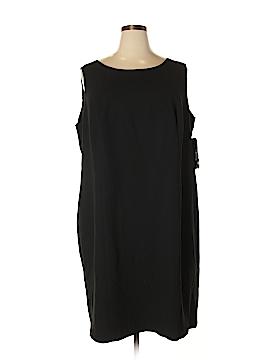 Kasper Casual Dress Size 24 (Plus)