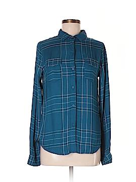 O'Neill Long Sleeve Button-Down Shirt Size M
