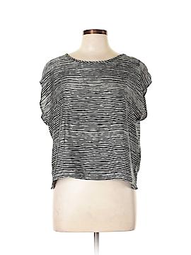 Rumors Short Sleeve Blouse Size L