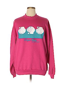 Jerzees Sweatshirt Size 2X (Plus)