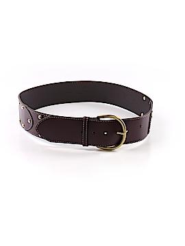 Ann Taylor LOFT Leather Belt Size M