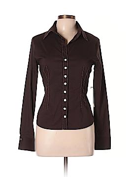 BCBGMAXAZRIA Long Sleeve Button-Down Shirt Size XL