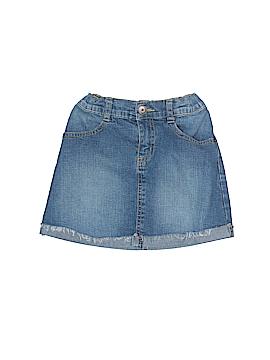 Crazy 8 Denim Skirt Size 6