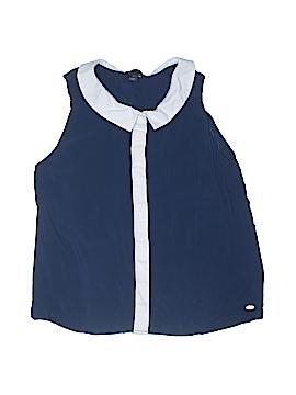 Tommy Hilfiger Sleeveless Blouse Size 12