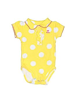 XOXO Baby Short Sleeve Onesie Size 3-6 mo