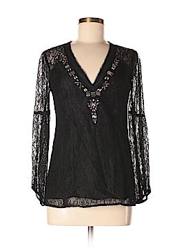 Nanette Lepore Long Sleeve Blouse Size 2