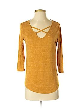 Mudd 3/4 Sleeve Top Size S