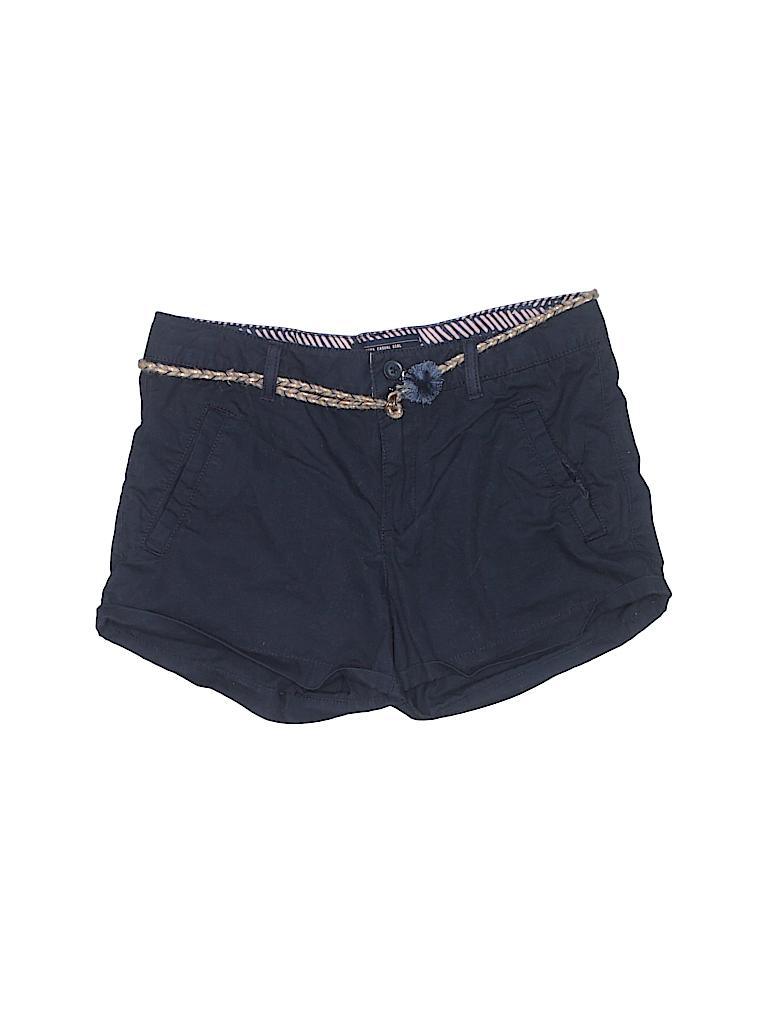 bd7010cc Check it out -- Zara Khaki Shorts for $11.99 on thredUP!