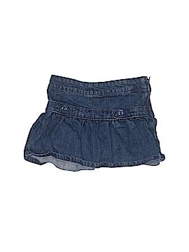 Crazy 8 Denim Skirt Size 4