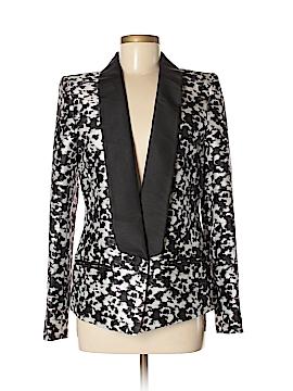 Rachel Zoe Silk Blazer Size 6