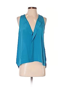 Alice + olivia Sleeveless Silk Top Size XS
