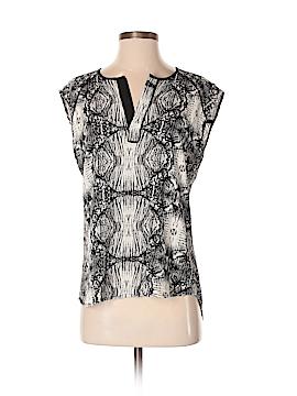 Mercer & Madison Short Sleeve Blouse Size S