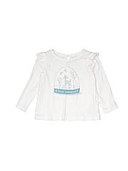 Baby Gap Girls Long Sleeve Top Size 12-18 mo