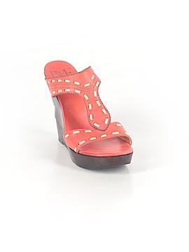 Diane von Furstenberg Wedges Size 7