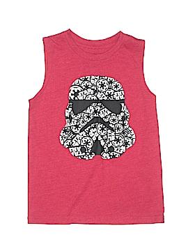 Star Wars Sleeveless T-Shirt Size 6