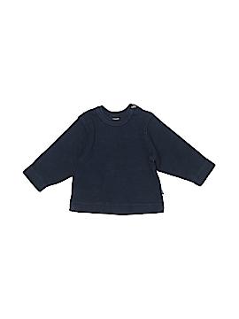 Petit Bateau Long Sleeve T-Shirt Size 6 mo
