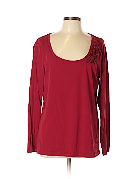 Ann Taylor LOFT Long Sleeve Top Size XL