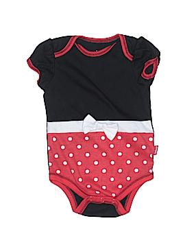 Disney Baby Short Sleeve Onesie Size 6-9 mo