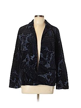 Chico's Design Blazer Size Lg (2)