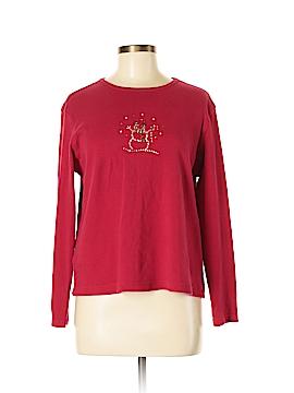Classic Elements Long Sleeve T-Shirt Size L