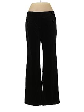 Ann Taylor LOFT Velour Pants Size 10