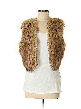 Jack. Faux Fur Jacket Size M