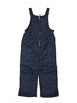 Gymboree Snow Pants With Bib Size 2T/3T