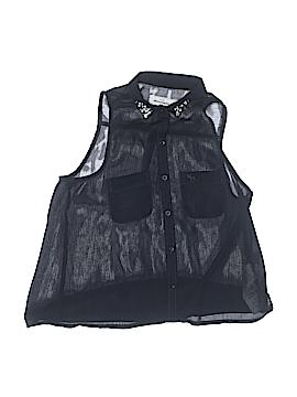 Abercrombie Sleeveless Blouse Size M (Kids)