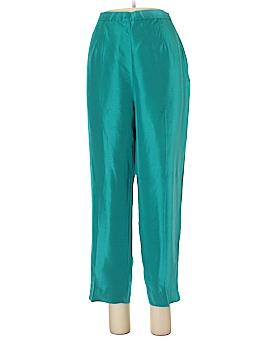 Judith Hart Silk Pants Size 16 (Petite)