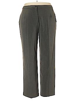 Briggs New York Dress Pants Size 20W (Plus)
