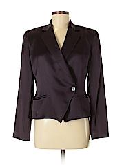 Citi by Yansi Fugel Women Silk Blazer Size 6