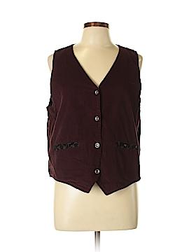 Flax Vest Size 6 (S)