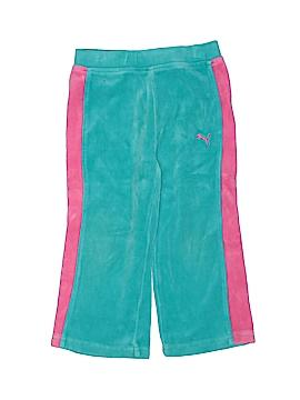 Puma Velour Pants Size 24 mo