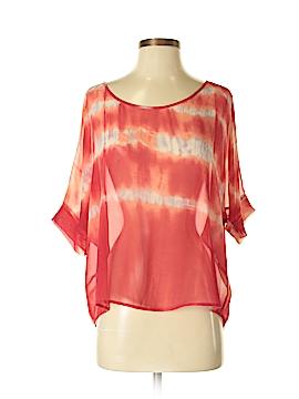 Karina Grimaldi Short Sleeve Blouse Size S