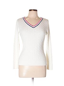 Caribbean Joe Pullover Sweater Size L