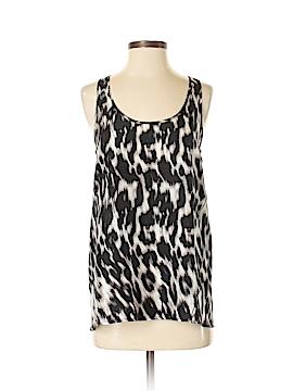 C&C California Sleeveless Silk Top Size XS