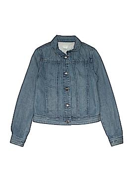 Crewcuts Outlet Denim Jacket Size 12
