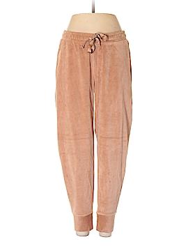 Topshop Velour Pants Size 8