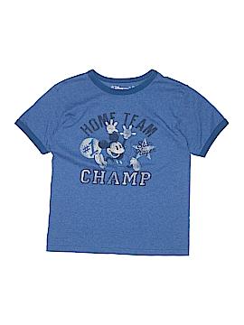 Disney Short Sleeve T-Shirt Size 7/8