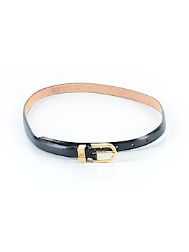 Bill Blass Leather Belt Size L