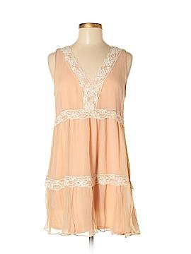 Amanda Uprichard Sleeveless Silk Top Size M