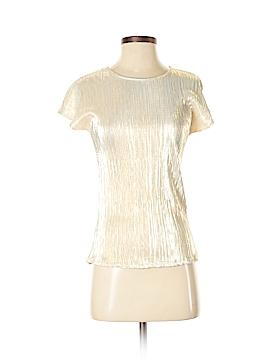 Elementz Short Sleeve Blouse Size S