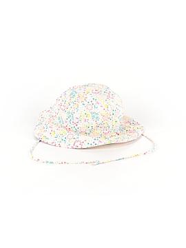 Petit Bateau Bucket Hat Size 3 mo