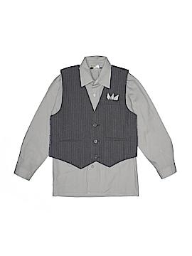 Rafael Tuxedo Vest Size 8