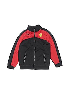 Puma Track Jacket Size 4T